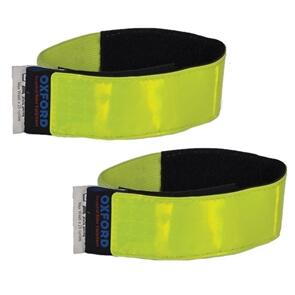 OXFORD SAFETY ARM/ANKLE BANDS OXFORD YELLOW RE457 (PR)