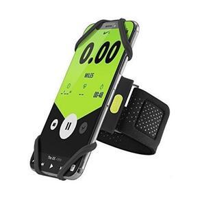 BONE COLLECTION RUN TIE SMARTPHONE HOLDER ARMBAND(20-30CM) BLACK (EA)