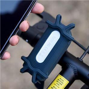 BONE COLLECTION BIKE BONE POWER SMARTPHONE HOLDER H/BAR MOUNT DARK BLUE (EA)