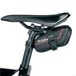 ZEFAL SEAT BAG Z LIGHTZEFAL BLACK 7040 (EA)