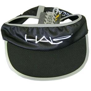 HALO HEADBANDS ULTRALIGHT VISOR HALO BLACK (EA)