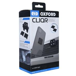 OXFORD PRODUCTS CLIQR OXFORD SMARTPHONE CAR VENT MOUNT OX857 (EA)