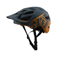 TROY LEE DESIGNS 2020 A1 AS MIPS CLASSIC GRAY / GOLD  YOUTH