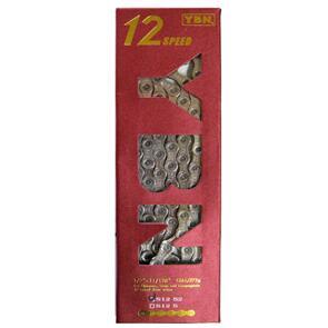 YABAN CHAIN 1/2X11/128(3/32) YABAN S12 S2 126L 12SP (EA)