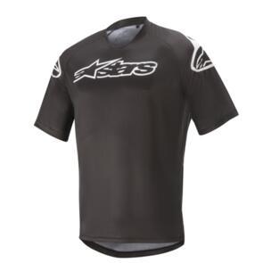 ALPINESTARS RACER V2 SHORT SLEEVE JERSEY BLACK/WHITE