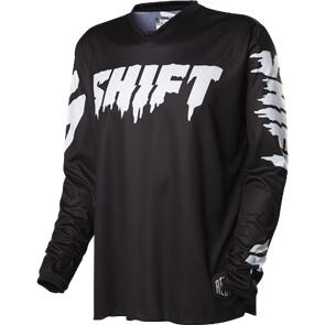 SHIFT RECON EXPOSURE JERSEY [BLACK]