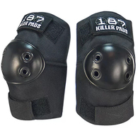 187 KILLER PADS ELBOW PADS BLACK