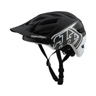 TROY LEE DESIGNS 2020 A1 AS MIPS CLASSIC BLACK / WHITE