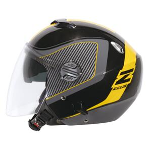 ZEUS 202FB T43 [BLACK/YELLOW]