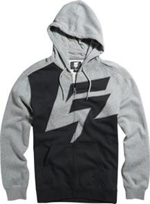 SHIFT FACTION ZIP FLEECE [HEATHER GRAPHITE]