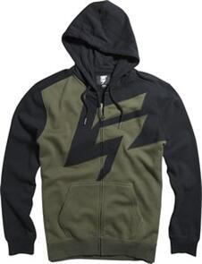 SHIFT FACTION ZIP FLEECE [ARMY]