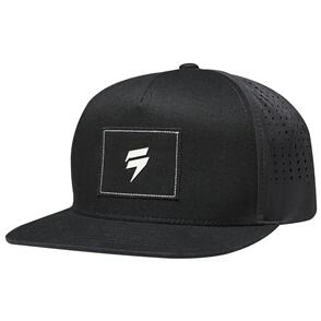 SHIFT 3LUE LABEL BASALT SNAPBACK [BLACK/CHARCOAL]