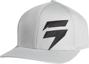 SHIFT BARBOLT FLEXFIT HAT [GREY]