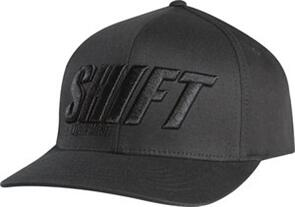 SHIFT SIGHT LINE FLEXFIT HAT [BLACK]