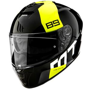MT BLADE 2 SV [89 BLACK/FLURO YELLOW]