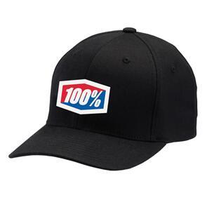 100% CLASSIC HAT BLACK