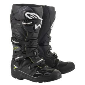 ALPINESTARS 2021 TECH-7 ENDURO DRYSTAR BOOTS BLACK/GREY