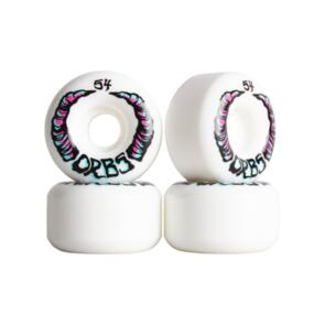 WELCOME ORBS APPARATIONS WHITE 54MM