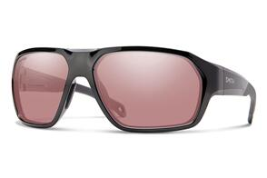 SMITH DECKBOSS BLACK CHROMAPOP POLARIZED IGNITOR