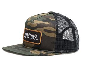 EMERICA INTERLUDE TRUCKER [CAMO]