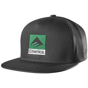 EMERICA CLASSIC SNAPBACK [BLACK]