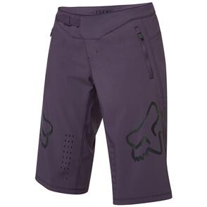 FOX RACING 2020 WOMENS DEFEND SHORT [DARK PURPLE]