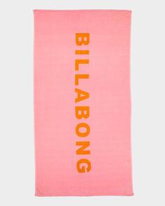 BILLABONG HYPNOTIC TOWEL STRAWBERRY