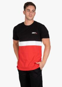 UNIT TEE - EXPRESS RED