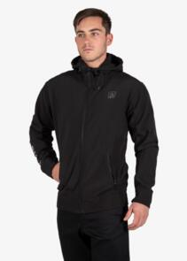 UNIT HOODED JACKET - DECADE BLACK