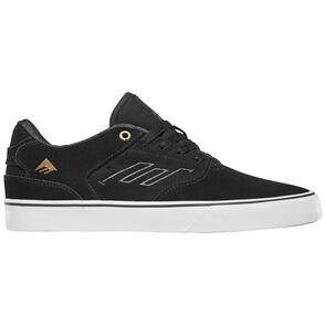 EMERICA THE LOW VULC [BLACK/GOLD/WHITE]