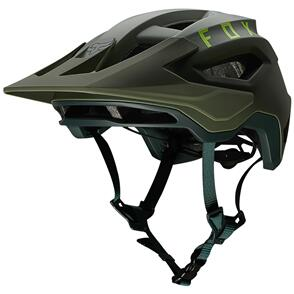 FOX RACING 2021 SPEEDFRAME HELMET MIPS CE [PINE]
