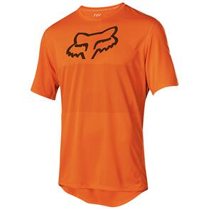 FOX RACING 2021 RANGER SS FOXHEAD JERSEY [BLOOD ORANGE]