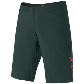 FOX RACING 2021 WOMENS RANGER SHORTS [DARK GREEN]