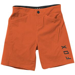 FOX RACING 2021 YOUTH RANGER SHORTS [BLOOD ORANGE]