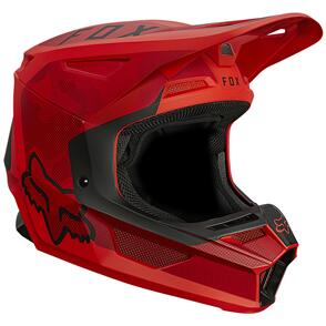 FOX RACING 2021 V2 SPEYER HELMET ECE [FLAME RED]