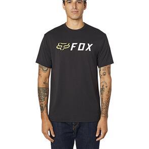 FOX RACING FOX APEX SS TECH TEE [BLACK]