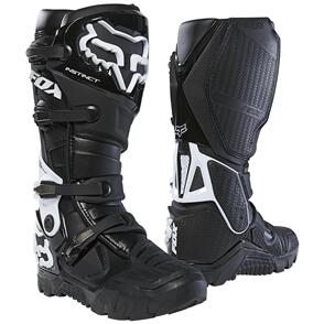 FOX RACING 2021 INSTINCT X BOOTS [BLACK]