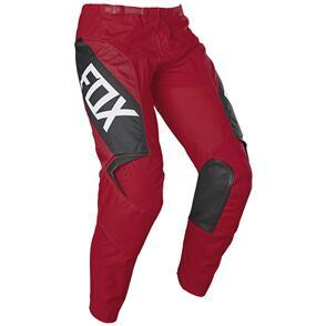 FOX RACING 2021 180 REVN PANTS [FLAME RED]