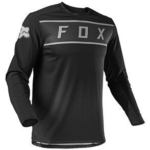 FOX RACING 2021 FOX LEGION JERSEY [BLACK]