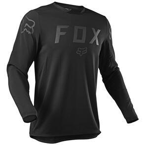 FOX RACING 2021 FOX LEGION LT JERSEY [BLACK]