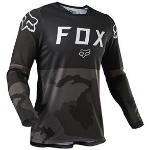 FOX RACING 2021 FOX LEGION LT JERSEY [BLACK CAMO]