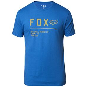 FOX RACING FOX NON STOP SS PREMIUM TEE [MIDNIGHT]