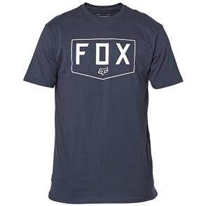 FOX RACING FOX SHIELD SS PREMIUM TEE [MIDNIGHT]