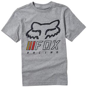 FOX RACING FOX YOUTH OVERHAUL SS TEE [ROYAL BLUE]