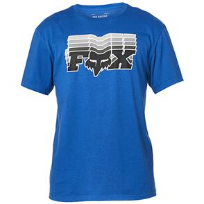 FOX RACING FOX OFF BEAT SS TEE [ROYAL BLUE]