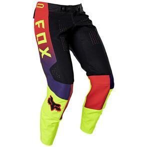 FOX RACING 2021 YOUTH 360 VOKE PANTS [FLO YELLOW]