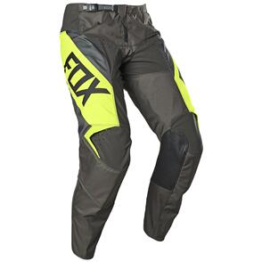 FOX RACING 2021 YOUTH 180 REVN PANTS [FLO YELLOW]