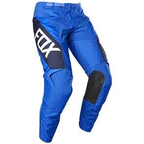 FOX RACING 2021 YOUTH 180 REVN PANTS [BLUE]
