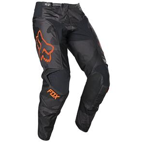 FOX RACING 2021 YOUTH 180 TREV PANTS [BLACK CAMO]