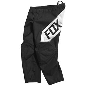 FOX RACING 2021 KIDS 180 REVN PANTS [BLACK/WHITE]
